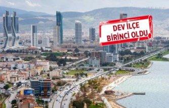 İzmir'de konut satışları arttı! Hangi ilçe birinci?