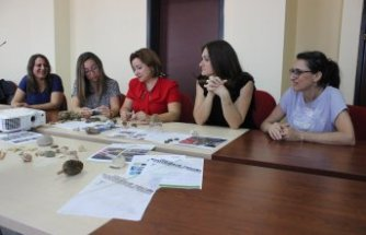 İzmirli kadın akademisyenler doğadan ilham alıyor