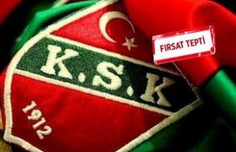 Karşıyaka yine Erokspor'da takıldı