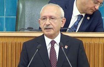 Kılıçdaroğlu:Yargı bağımsızlığı olmadan bir ülkeye adalet gelmez
