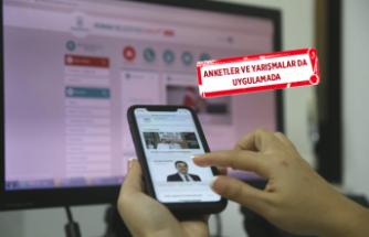 Konak'ta dijital dönüşüm: KİM devrede