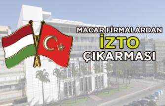 Macar firmalardan İZTO çıkarması