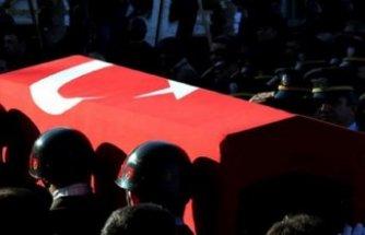 Münbiç'ten acı haber: 1 asker şehit