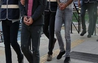 PKK ve DAEŞ şüphelisi 391 kişiye gözaltı