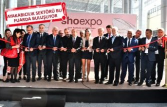 Shoexpo, İzmir'de 46'ıncı kez kapılarını açtı