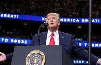 Trump'tan yine skandal sözler: Bazen çocukların kavgasına izin vermek gerekir