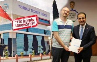 TTO Başkanı Olgun, tez konusu oldu