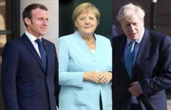 Üç lider Erdoğan ile görüşmeye karar verdi