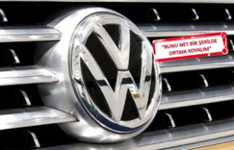 Volkswagen'in Manisa kararı ile ilgili bakanlıktan açıklama