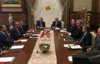 Zirvenin ardından Türkiye ve ABD'den ortak açıklama