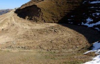 12 bin yıllık Dipsiz Göl define kazısıyla yok oldu!