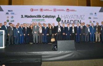 3. Madencilik Çalıştayı İzmir'de başladı