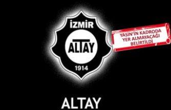Altay'da Tatos korkuttu