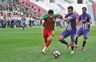 Amed Sportif Faaliyetler: 1 - Afjet Afyonspor: 0