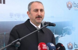 Bakan Gül'den yargı reformu yorumu