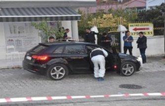 Bornova'da 'pompalı' cinayet!