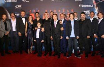 ''Cep Herkülü: Naim Süleymanoğlu''na yakışır gala