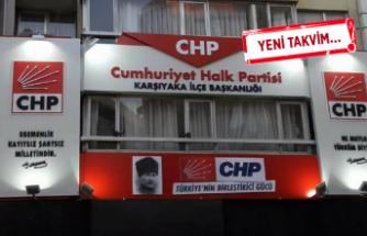 CHP Karşıyaka'da seçimler ertelendi