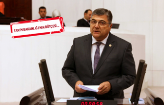 CHP'li Sındır'dan 'bütçe' çağrısı