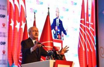 Kılıçdaroğlu İzmir'de iktidar belediyeciliğine yüklendi!
