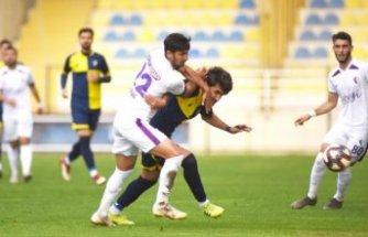 Ci Group Buca: 1 - Yeni Orduspor: 1