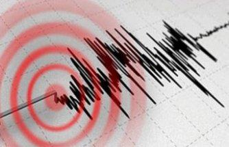 Ege Denizi'nde peş peşe depremler!
