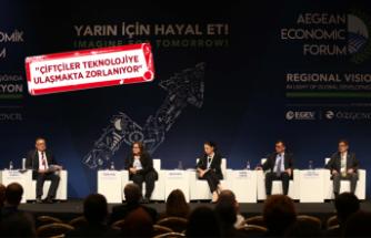 Ege Ekonomik Forum'da gündem: Tarımda inovatif gelecek