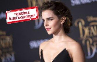 Emma Watson'dan ilginç açıklama!