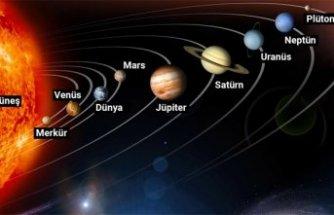 Gözler bugün Merkür'de: Güneş ile Dünya'nın arasından geçecek