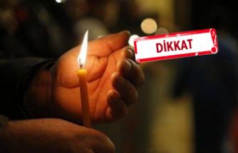 İzmir'de 22 ilçedeelektrikkesintisi!