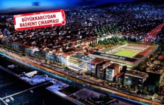 Karşıyaka Stadı için mahkemeden müjde