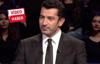Kenan İmirzalıoğlu, yarışmadan kendini sordu!