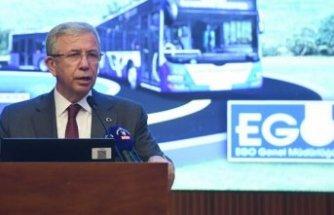 Mansur Yavaş: Mesai saatlerini değiştirmek istiyoruz
