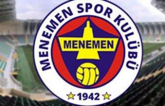 Menemenspor'da Selmani'ye İtalyan kancası