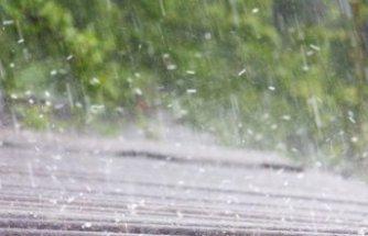 Meteoroloji'den o illere gök gürültülü sağanak yağış uyarısı!