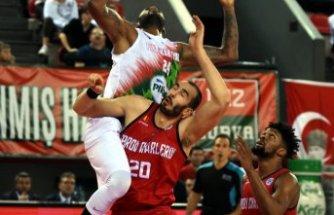 Pınar Karşıyaka - Spirou Basket: 92-54