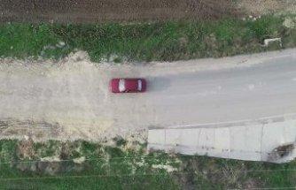 Yargıtay kararıyla asfalt söküldü! Sürücüler tedirgin…
