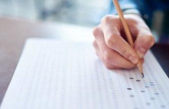 200 milletvekili ara bulucu sınavını geçemedi!
