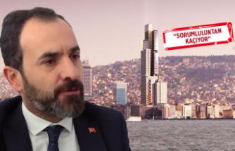 AK Parti'den Soyer'e 'gökdelen' çıkışı