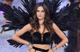 Alessandra Ambrosio melekliği özleyecek!