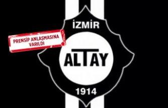 Altay'da Ali Tandoğan tamam