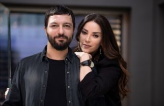 Aşkın Nur Yengi ve Mehmet Erdem hayranlarını coşturdu