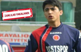 Bergama Belediyespor oyuncusu cinayet kurbanı!