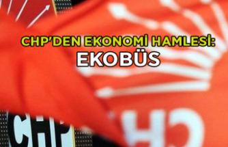 CHP'den ekonomi hamlesi: EKOBÜS