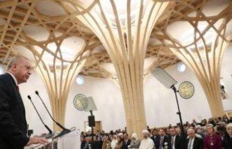 Erdoğan: İslam'dan terörist çıkmaz