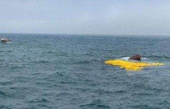 Göçmenleri taşıyan tekne battı! 57 ölü