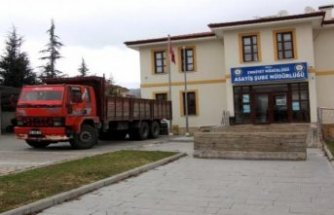 İzmir-Bolu hattında kamyon hırsızlığı!