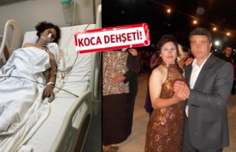 İzmir'de kan donduran olay: 'Bakımsızsın' deyip öldüresiye dövdü!