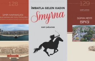İzmir'in belleğine yolculuk sürüyor