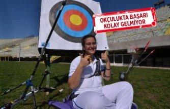 İzmirli 14 yaşındaki rekortmen okçu
